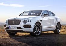 Bentley Bentayga coupé 2018: ecco come sarà