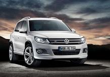 Volkswagen Tiguan R-Line: dettagli e prezzi