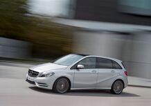 Mercedes-Benz Classe B: porte aperte a Milano il 19 e il 20 novembre