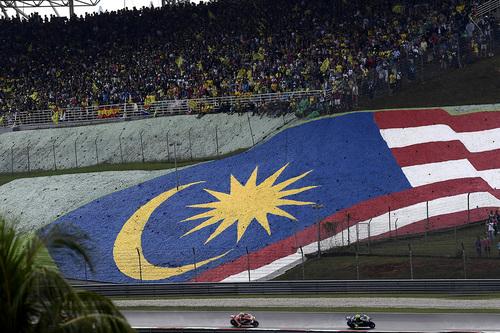 MotoGP. Le foto più spettacolari del GP di Malesia 2016 (7)