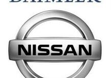 Nissan – Daimler: accordo per uno stabilimento in Messico