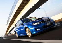 Subaru Impreza WRX STI S206: edizione limitata per il Giappone