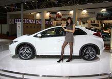 Honda al Motor Show 2011