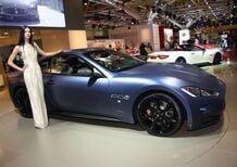 Maserati al Motor Show 2011