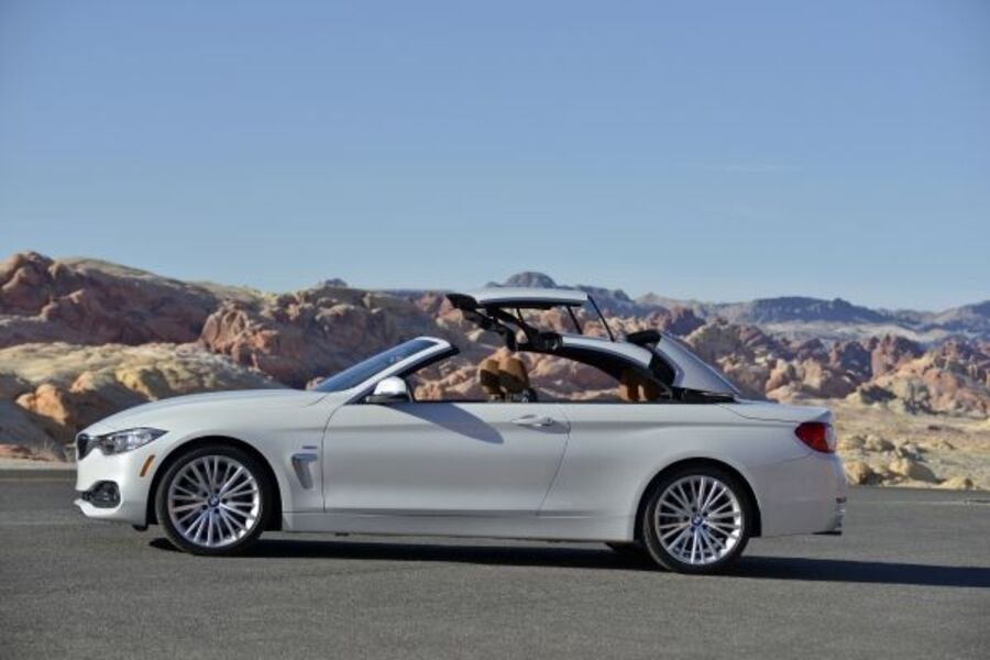bmw serie 4 cabrio catalogo e listino prezzi bmw serie 4 cabrio. Black Bedroom Furniture Sets. Home Design Ideas