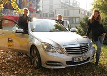 Mercedes-Benz ed Eni: concluso il giro d'Italia a metano