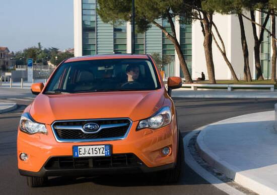 Subaru XV: listino prezzi