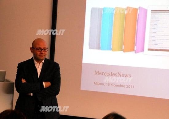 MercedesNews: vis à vis con Paolo Lanzoni