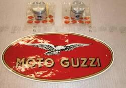 coppia pistoni v35 4v Moto Guzzi