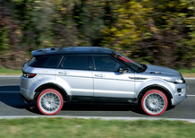 Marangoni Range Rover Evoque HFI-R