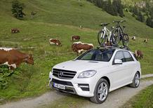 Mercedes-Benz Classe S e Classe M: elette auto ecofriendly