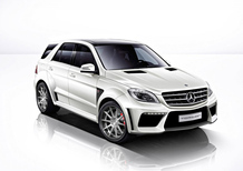 Mercedes-Benz ML 63 AMG by Top Car