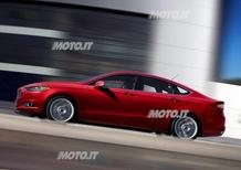 Ford Fusion: ecco la nuova Mondeo