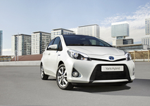 Toyota Yaris Hybrid: arriverà in estate