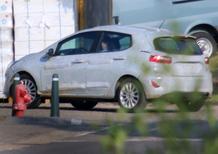 Nuova Ford Fiesta 2017: ecco le foto spia