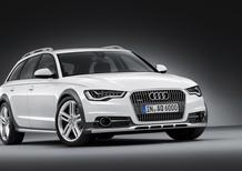 Audi A6 allroad: listino prezzi