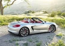 """Porsche: la Boxster S 981 gira in 7'58"""" al 'Ring"""