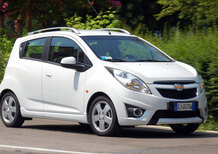 Chevrolet Spark 1.2 LT GPL Eco Logic