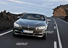 BMW Serie 6 Gran Coupé: listino prezzi