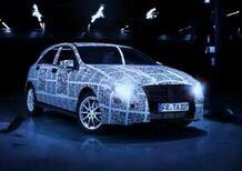 Mercedes-Benz: primo video teaser della nuova Classe A