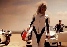 Dietro le quinte della pubblicità Ducati-AMG