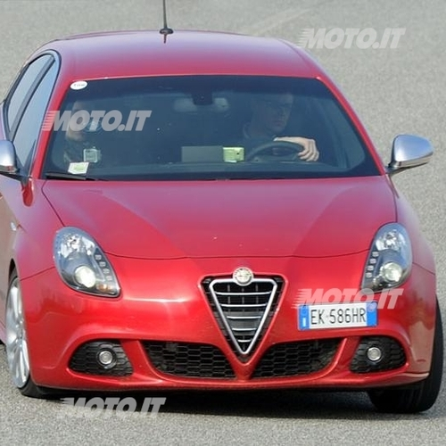 Alfa Romeo Giulietta TCT  Prove  Automoto.it