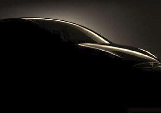 Tesla Model X: primo teaser ufficiale