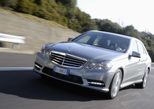 Mercedes-Benz Classe E Model Year 2012