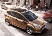 Ford B-Max: anche con Active City Stop