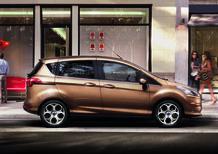 Ford: avviata in Romania la costruzione della B-MAX