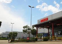 """Visitata da Wulff la Bosch a Bari: """"Italia e Germania devono collaborare"""""""