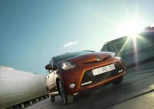 Toyota Aygo Fire ed Ice: edizioni speciali per l'Inghilterra