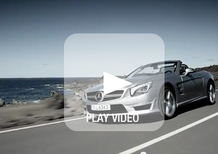 Mercedes-Benz SL 63 AMG: nuovo video ufficiale