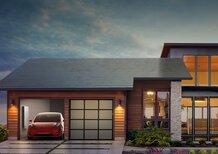 Tesla Solar Roof: il nuovo fotovoltaico per le abitazioni