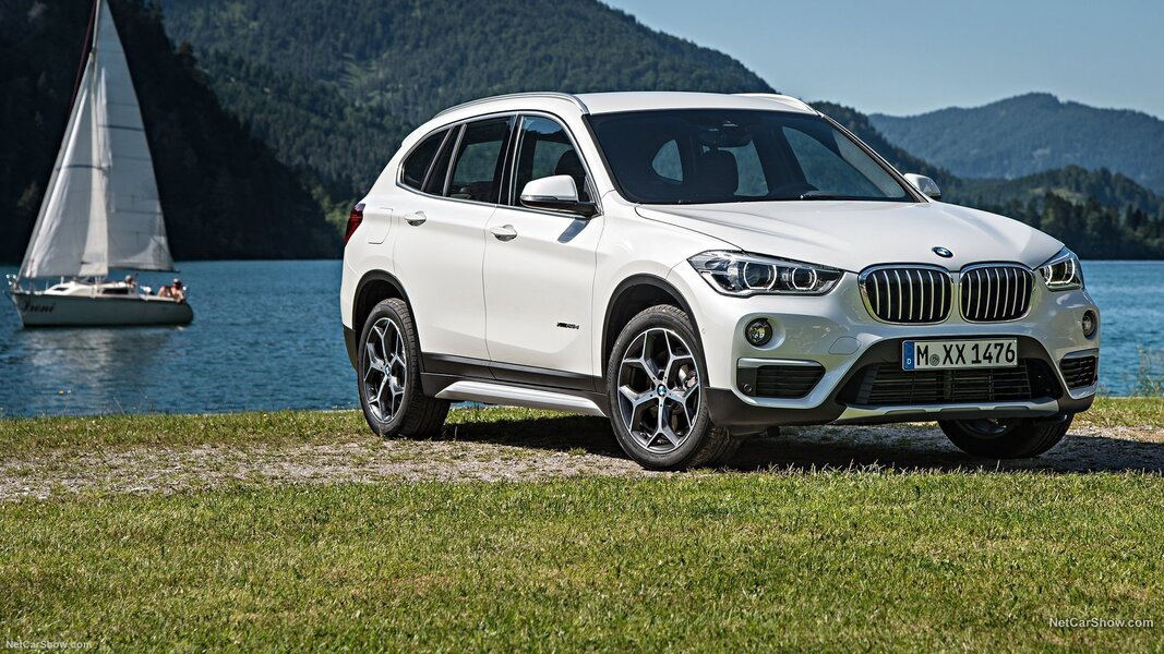 BMW X1 sDrive16d Msport