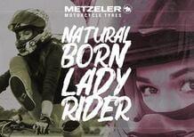 EICMA 2016, eventi: Metzeler Natural Born Lady Rider