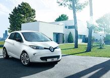 Renault ZOE Z.E.: listino prezzi