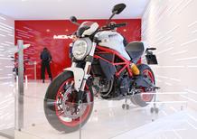Ducati Monster 797 ad EICMA 2016: foto e dati