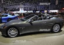 Maserati GranCabrio Fendi: al via la produzione