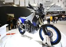 Yamaha Concept T7 Ténéré a EICMA 2016: foto e dati