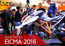 KTM Super Duke 1290 R 2017 ad EICMA 2016: Il video