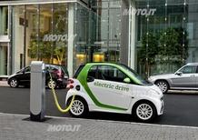 Auto elettrica: al vaglio del Governo gli incentivi