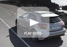 Nuova Mercedes-Benz Classe A: primo video ufficiale