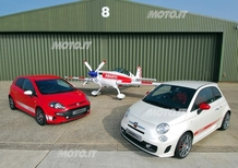 Abarth: a supporto del Goodwood Aviation Show