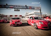 Alfa Romeo: i Corsi di Guida Sicura 2012