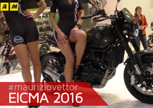 Benelli Leoncino e Leoncino Trail ad EICMA 2016: video