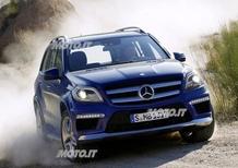 Nuovo Mercedes-Benz Classe GL