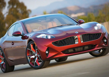Fisker Atlantic Design Prototype: debutta a New York