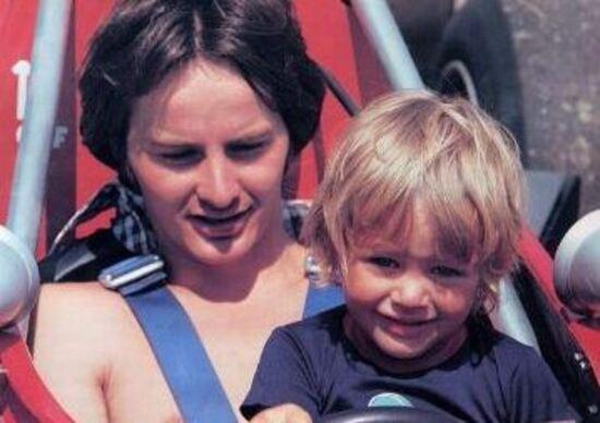 Jaques Villeneuve correrà con la vettura del padre per commemorarlo