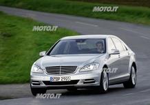 Mercedes-Benz S 250 CDI BlueEFFICIENCY World Green Car 2012